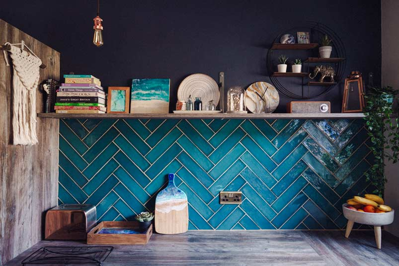 Our Crafty Home kitchen renovation makeover